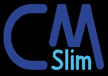 CMSlim logo - colour